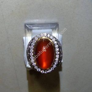 Red Raflesia Cat Eye